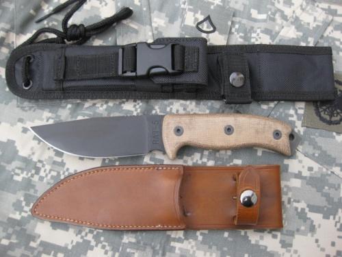 Ontario RAT-5 Klinge
