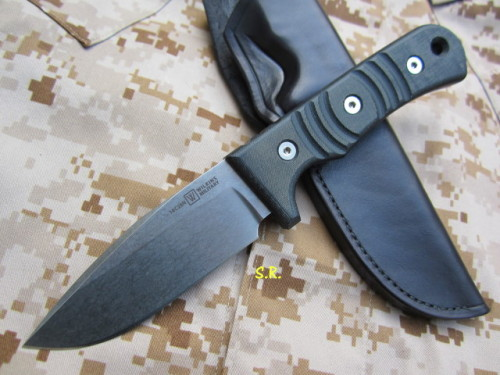 Wilkins Basic Military Fieldknife Klinge